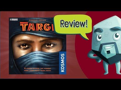 Targi Review - with Zee Garcia