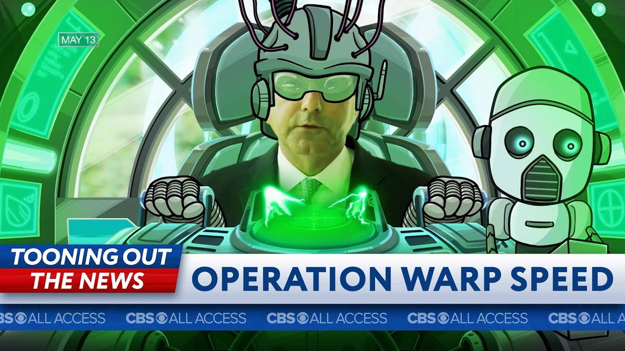 Trump's Operation Warp Speed crashes & burns thumbnail