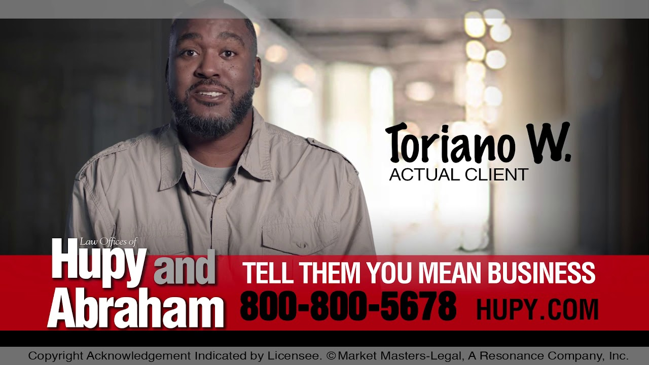 Hupy and Abraham, S.C. - Over $1 Billion Recovered for Our Clients