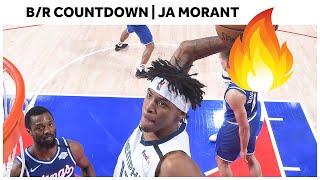 Ja Morant's Putting Up MVP Highlights In His Rookie Season | B/R Countdown