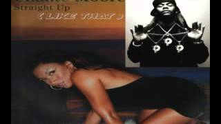 Chante Moore vs.  Memphis Bleek - Straight Up Just Like That