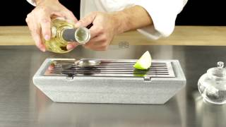 Innovative Food Presentation - The Cool BBQ