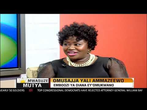 Mwasuzemutya: Emboozi ya Diana Kahunde