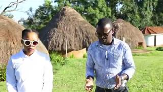 Nikiwe talks tourism with Ugandan tourism analyst Eric Ntalo