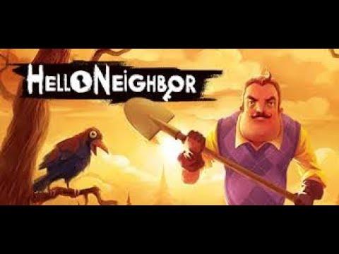 HELLO NEIGHBOUR GAME - OYUN İZLE 🎬 Eğlenceli Oyun Videosu