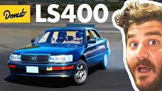 LEXUS LS400 - Everything You Need to Know | Up to Speed