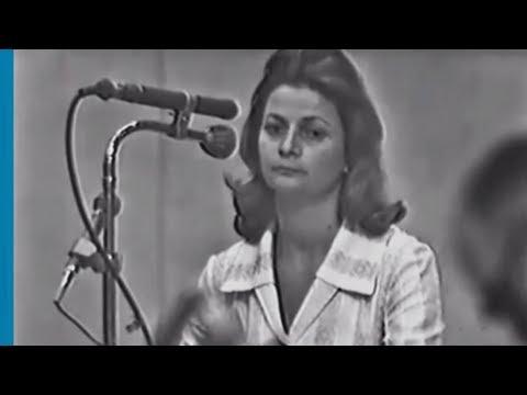 עדותה של אסתר גולדשטיין במשפט אייכמן