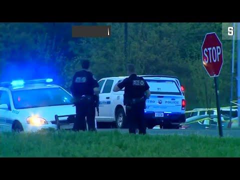 Amoklauf in Nashville: Mann schlägt Attentäter in die Flucht