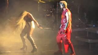 "Adam Lambert ""Lucy"", Crocus City Hall, Moscow, 18.04.2016"