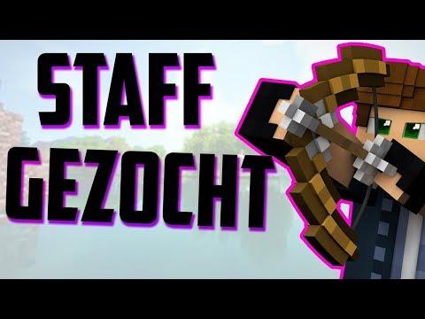 Minecraft Server l  BUILDERS GEZOCHT!