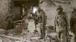 Смотреть онлайн Реальные кадры боев в Донецком аэропорте