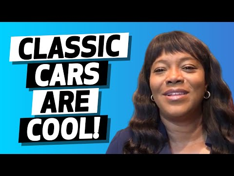 video thumbnail CLASSIC CARS are COOL!