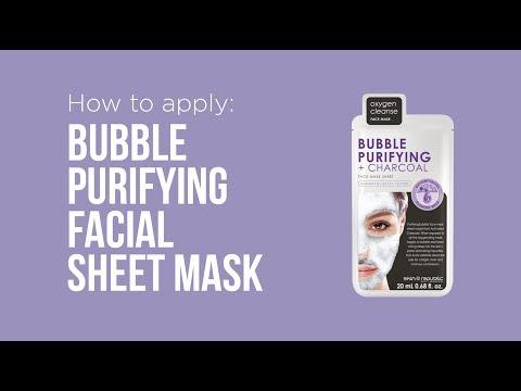 Skin Republic Purifying Charcoal (Sheet-Mask, 20ml)