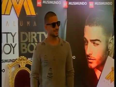 Maluma video Maluma + Fans | Argentina - Agosto 2016