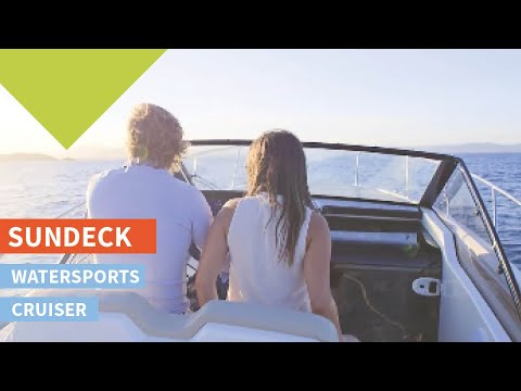 Quicksilver Activ 875 Sundeckvideo
