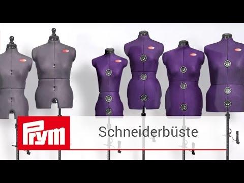 Schneiderbüste Prymadonna & MULTI | Verstellbare Schneiderpuppe von Prym