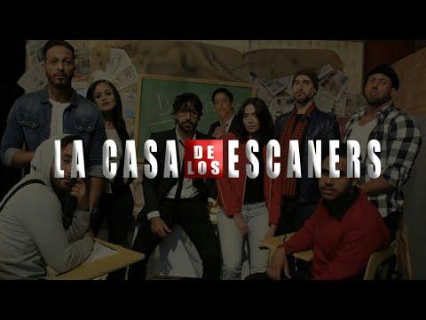 Jhoel Lopez presenta: La Casa de Los Escaners -  12/05/2018