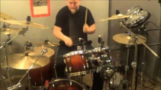 Alfred Fridhagen Evergrey Monday Morning Apocalypse Drumcover