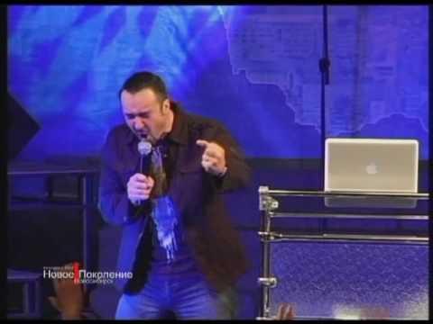 Пастор Андрей Шаповалов Молитва разрушения болезней 1