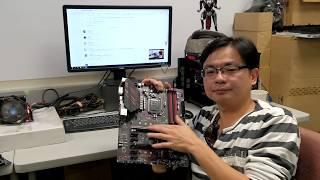 板廠沒有說的祕密~PCI-E切分硬體入門篇~你不能不搞懂的CPU(處理器)跟PCH(南橋)的差異!!