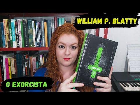 O Exorcista - William Peter Blatty (1971)   Livros e Devaneios