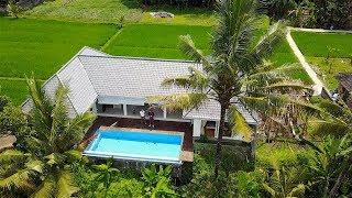 Александр Редькин. Сколько стоит построить виллу на Бали. Путешествия. Заработок в интернете.