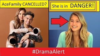 Ace Family CANCELLED ? #DramaAlert YouTube Child Star in DANGER! (LEAKED VIDEO)