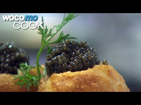 Kaviar: die teuerste Delikatesse der Welt
