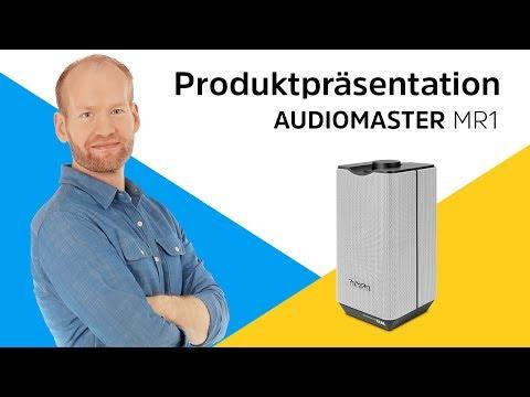 AUDIOMASTER MR1 | Exzellenter Klang verstärkt durch ELAC. | TechniSat