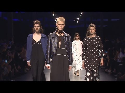 Anteprima | Show Thời Trang Xuân Hè 2017