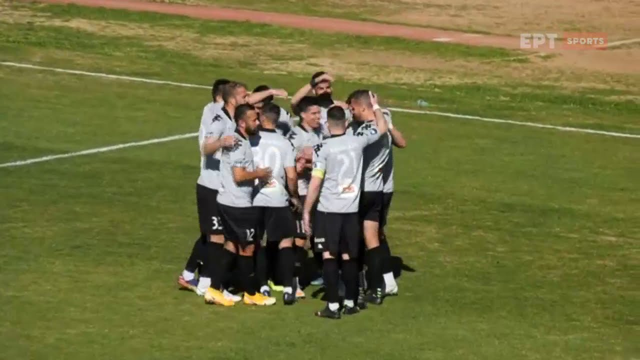 Super League 2 | Λεβαδειακός – Καραϊσκάκης | ΓΚΟΛ 1-0 | 03/03/2021 | ΕΡΤ