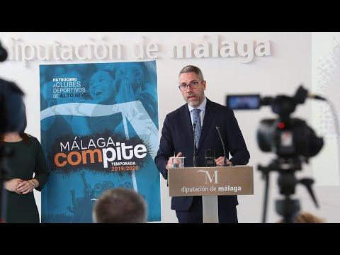 Presentación de la campaña Málaga Compite