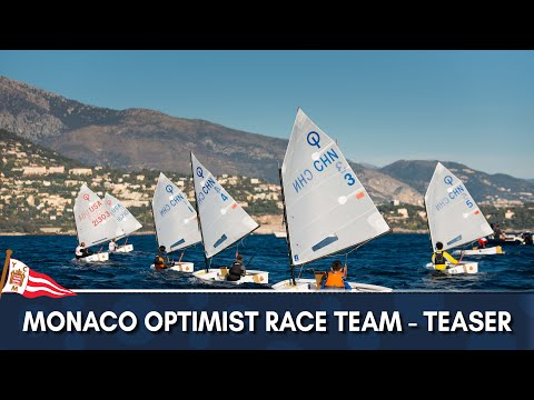 Monaco Optimist Team Race 2019 - Teaser