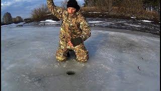 Чертик для ловли плотвы зимой