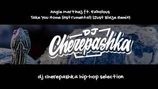Angie Martinez ft. Fabolous - Take You Home (instrumental) (Just Blaze Remix)