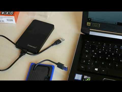 ✅ Schnell !!! #SSD WD #Festplatte ( 500 GB ) von #Lidl  #HDDFestplatte #Intenso ✅XY9777