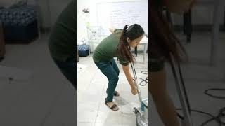 Floor Polisher / Housekeeping