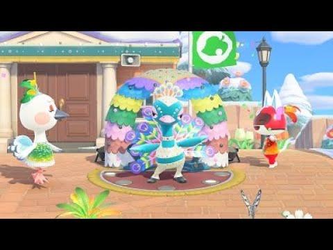 [2021.1.28 發布]《集合啦!動物森友會》免費更新資料(台灣)