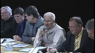 """Дискуссия Совета """"Слово Благодати"""" и служителей(2)"""