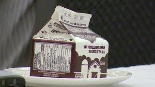 Chocolate milk, juice sales ban in schools lifted in New Brunswick