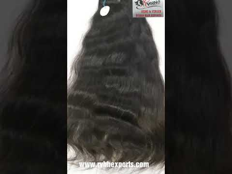 100% Durable Remy Human Hair