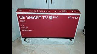Телевизор LG 32LK6200PLK Full HD 1080p, Smart TV, Dynamic Color, Технология Active HDR, DVB-T2/C/S2 от компании Telemaniya - видео
