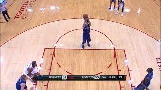 林書豪Jeremy Lin's Offense & Defense Highlights 2015-12-22 Hornets VS Rockets