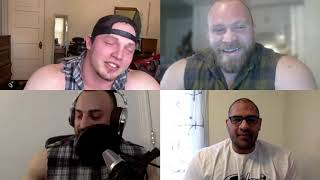 MMH 023 - Flannel Friday 011 W/ Nelson Jones, Martin Fitzwater, Mike Kleeves & Zack Prior