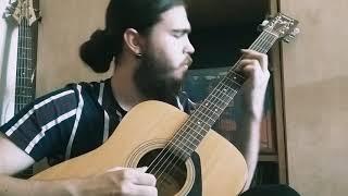 Kokoroko   Abusey Junction (Guitar Jam Cover)