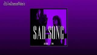 Alesso Ft. TINI   Sad Song  [EnglishTürkçe Lyrics]