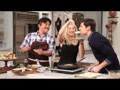 Celebrity Chef Edward Lee Makes Korean Donuts - Pickler & Ben