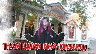 Xét Nhà Ohsusu Tại Kon Tum || ĐỘT NHẬP CĂN CỨ YOUTUBER #3