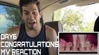 AKA REACTS! DAY6   Congratulations MV Reaction