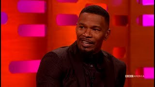 Even Jamie Foxx Thinks He's Too Old For The Club  - The Graham Norton Show